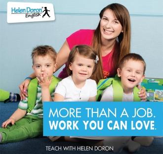 มาร่วมทีมเป็นครู EFL ที่ดีที่สุดในโลก ด้วยการเป็นครูที่ได้รับประกาศนียบัตรรับรองของ Helen Doron