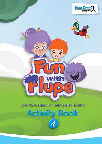 Look inside - Fun with Flupe สำหรับเด็กเล็ก อายุ 3 – 6 ปี