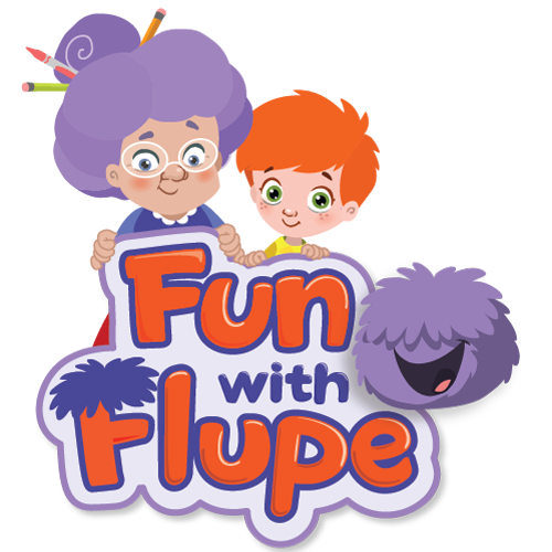 Fun with Flupe สำหรับเด็กเล็ก อายุ 3 – 6 ปี