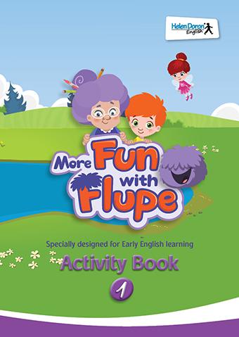 Look inside - More Fun with Flupe สำหรับเด็ก อายุ 3 – 6 ปี