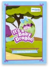Look inside - It's a Baby Dragon
