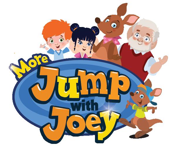 More Jump with Joey สำหรับเด็กอายุ 6 – 9 ปี